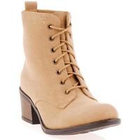 Chaussures Femme Bottines Dtk Bottines Beige