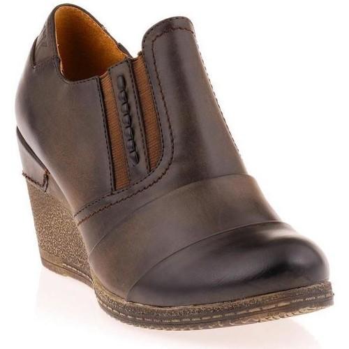 Dtk Escarpin Marron - Chaussures Low boots Femme