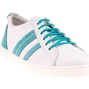 Chaussures Femme Baskets basses Cumbia 1002cb Blanc