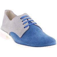 Derbies Cumbia 6002cb Bleu