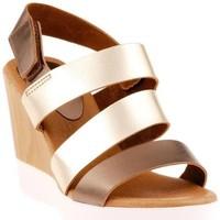 Sandales et Nu-pieds Cumbia 9025cb Or ou Bronze