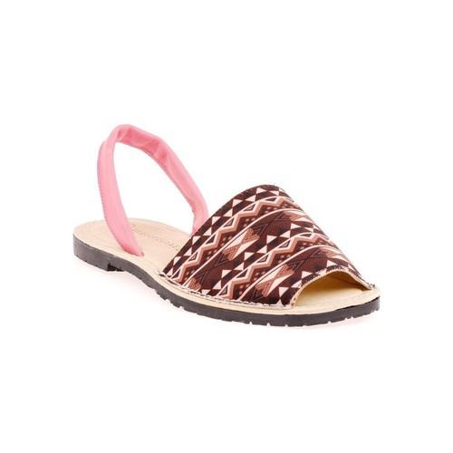 Chaussures Femme Sandales et Nu-pieds Vaquetillas Sandale rose