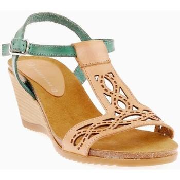 Chaussures Femme Sandales et Nu-pieds Vaquetillas 1159203 Beige