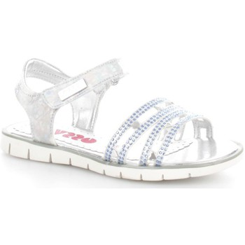 Chaussures Fille Sandales et Nu-pieds Asso 47803 Sandales Fille White White