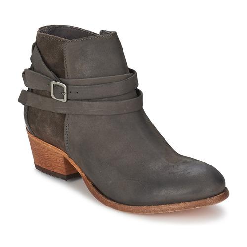 Bottines / Boots Hudson HORRIGAN Gris 350x350