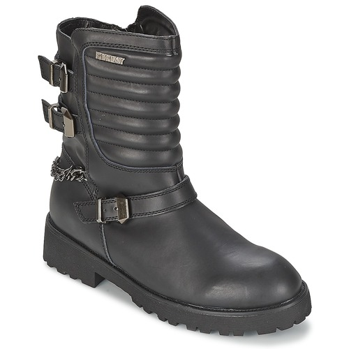 Chaussures Femme Boots Replay EAGLE Noir