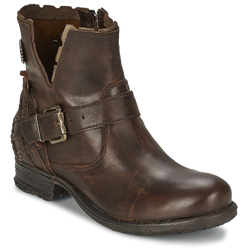 Chaussures Femme Boots Replay SOUP Marron