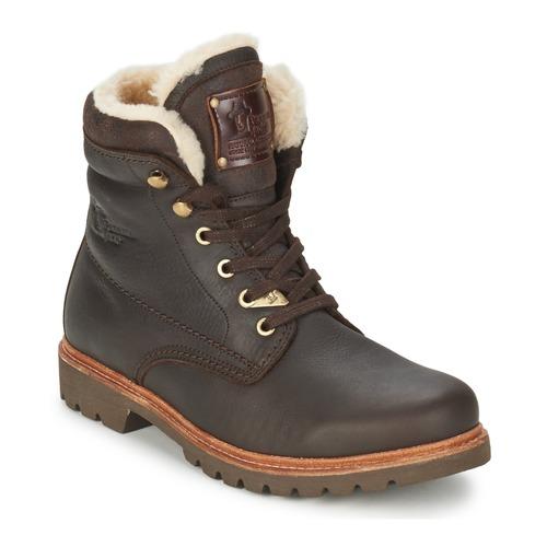 Bottines / Boots Panama Jack PANAMA Marron 350x350
