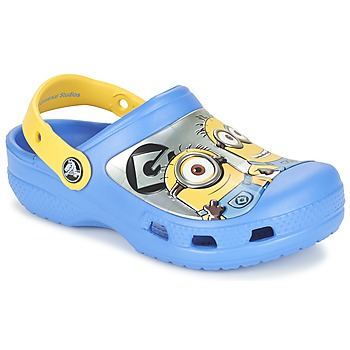 Sabots Crocs CC Minions Clog Bleu / Jaune 350x350