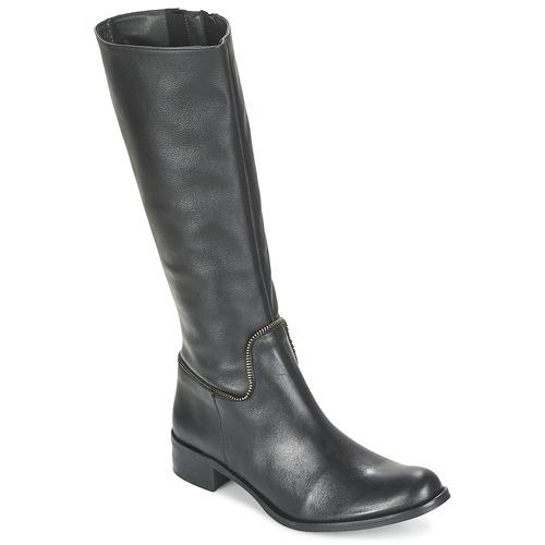 Chaussures Femme Bottes ville Betty London FLIGNE Noir