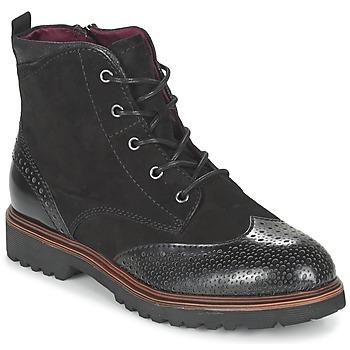 Bottines / Boots Tamaris SOROLA Noir 350x350