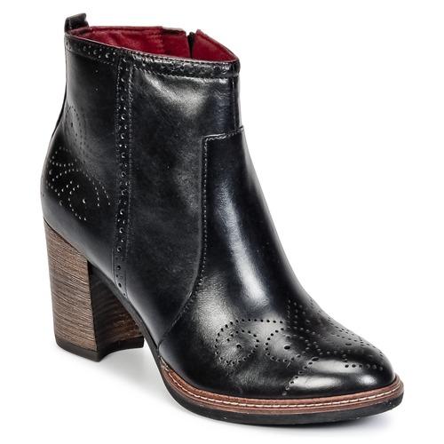 Bottines / Boots Tamaris KOLYMA Noir 350x350