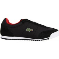 Chaussures Homme Baskets basses Lacoste 28SPM0042 ROMEAU MAG Negro