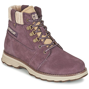 Chaussures Femme Boots Caterpillar CHARLI Violet