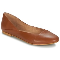 Chaussures Femme Ballerines / babies Casual Attitude TOBALO Marron