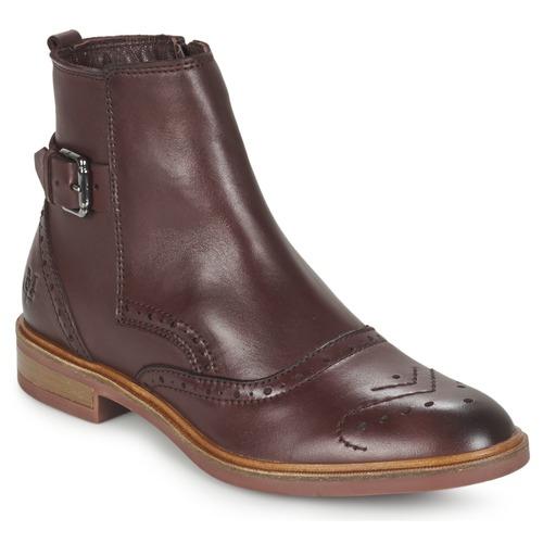 Chaussures Femme Boots Marc O'Polo NERETTA Bordeaux