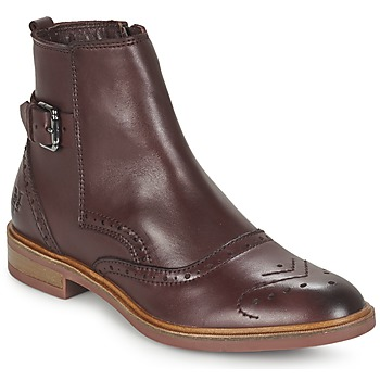 Bottines / Boots Marc O'Polo NERETTA Bordeaux 350x350