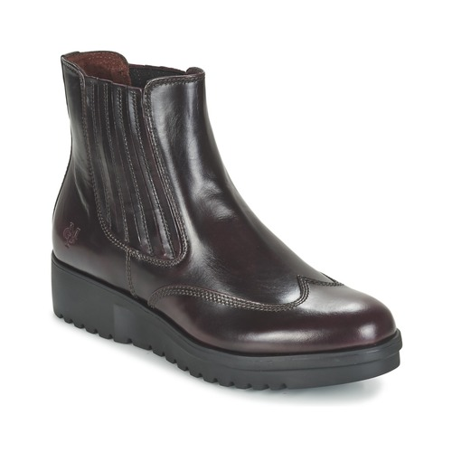 Chaussures Femme Boots Marc O'Polo FLOMINA Bordeaux