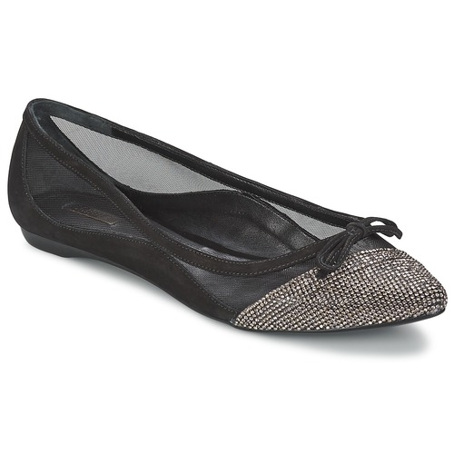 Chaussures Femme Ballerines / babies Schutz KANI Noir