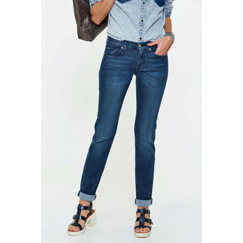 Vêtements Femme Jeans slim 7 for all Mankind Jeans  Roxanne Slim Bleu Femme Bleu