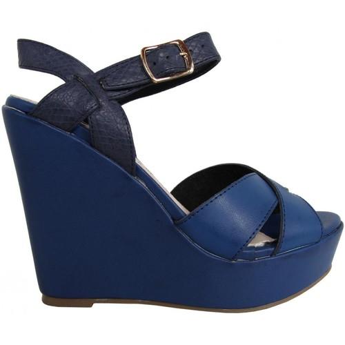 Chaussures Femme Sandales et Nu-pieds Xti 45099 Azul