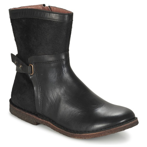 Bottines / Boots Kickers CRICKET Noir 350x350