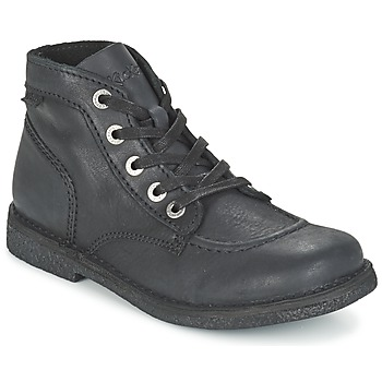Bottines / Boots Kickers LEGENDIKNEW Noir 350x350