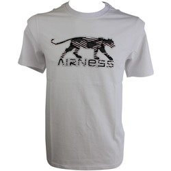 T-shirts manches courtes Airness Tee-shirt Poflag POFLAG BLAN
