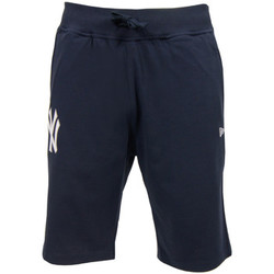 Vêtements Homme Shorts / Bermudas New Era MLB New York Yankees Jersey Short Navy