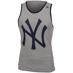 Vêtements Homme Débardeurs / T-shirts sans manche New Era MLB New York Yankees og tank Grey Heather