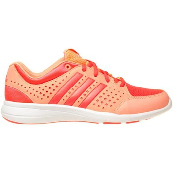 Chaussures Femme Fitness / Training adidas Originals Arianna Iii Blanc-Orange-Rose