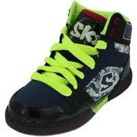 Chaussures Fille Chaussures de Skate Skechers h24skech023 noir