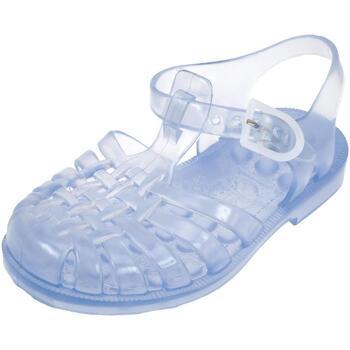 Chaussures Garçon Sandales et Nu-pieds Méduse Sun cristal enfant Argent métalisé