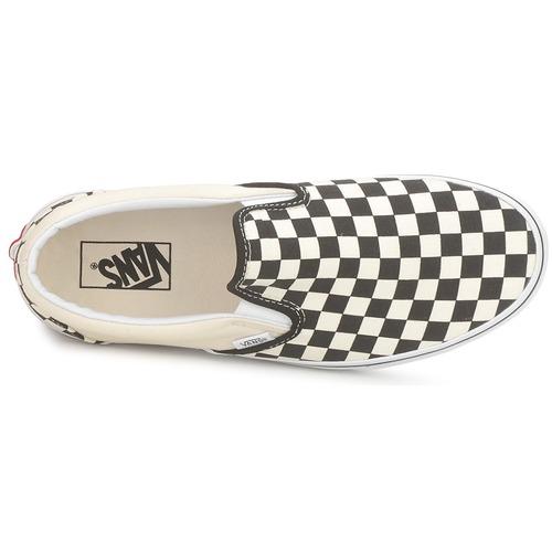 NoirBlanc Classic On Chaussures Ons Vans Slip v8nN0mw