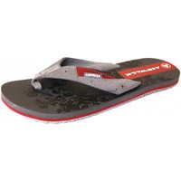 Tongs DVS Airwalk Tongs Coast 1 grey red T41