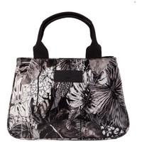 Sacs Femme Sacs porté main Christian Lacroix Mini sac cabas  Flamenco 4 Imprimé Amazonie Noir Noir