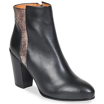 Bottines / Boots Emma Go BOWIE Noir / Métalic 350x350