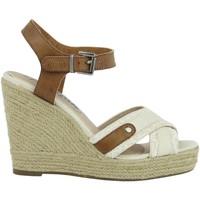 Chaussures Femme Espadrilles Refresh 61746 Beige