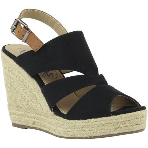 Chaussures Femme Espadrilles Refresh 61784 Negro