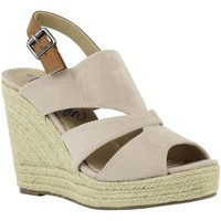 Chaussures Femme Espadrilles Refresh 61784 Beige