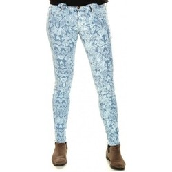 Vêtements Femme Jeans slim Billabong Pantalon  Seeker Moon - Blue Bleu