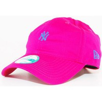Casquettes New Era Casquette incurvée New Era NY Yankees MLB 940 Baz Classic Rose 9