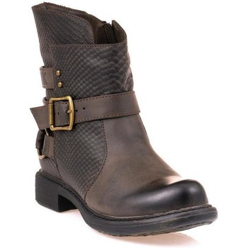 Chaussures Femme Boots Dtk 2145033 Marron