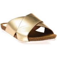 Chaussures Femme Mules Cumbia 8012cb Or ou Bronze