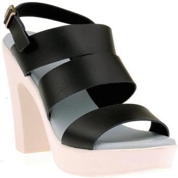 Chaussures Femme Sandales et Nu-pieds Vaquetillas Sandale Noir