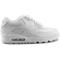 Chaussures Homme Baskets basses Nike Air Max 90 Essential  537384-111 Blanc