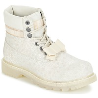 Chaussures Femme Boots Caterpillar COLORADO CURTSY Blanc