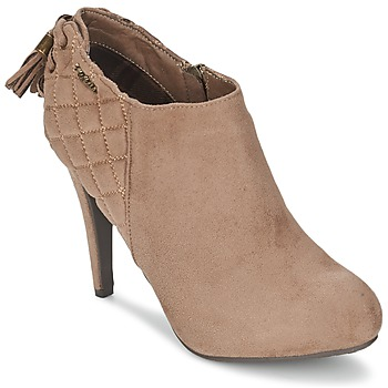 Chaussures Femme Low boots Refresh SIXRIV Taupe