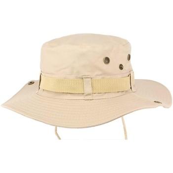 Accessoires textile Homme Chapeaux Divers Bob chapeau Safari Sable Marron Clair Marron