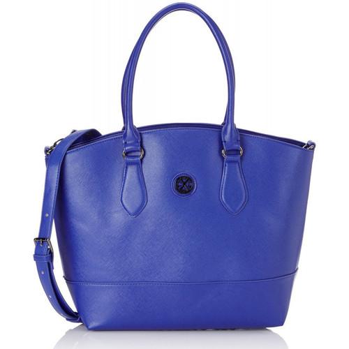 Sacs Femme Sacs porté main Christian Lacroix Sac Cabas  Eternity 1 Bleu Bleu
